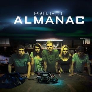 Project Almanac : Dünyanın Sonu Gelmeden