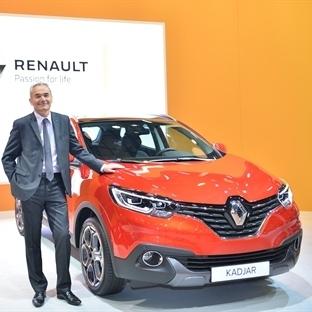 Renault Kadjar Lansmanı: İstanbul Autoshow 2015