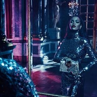 Rihanna, Dior'un 'Gizli Bahçesi'nin seksi yıldızı