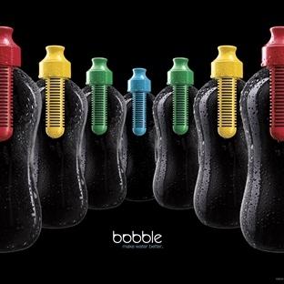 Sağlıklı Su Şişesi: Bobble