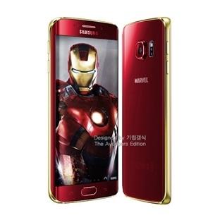 Samsung Galaxy S6'da Iron Man bombası