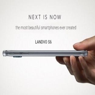 Samsung Galaxy S6 Klonu Landvo S6 Satışa Sunuldu