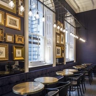 SHH Architects'den Londra'da Pennethorne's Café