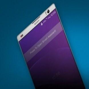 Sony'nin çerçevesiz Selfie Telefonu Sızdırılıldı