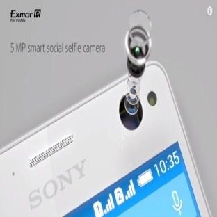 Sony, Özçekim Odaklı Telefonu Xperia C4'ü Duyurdu