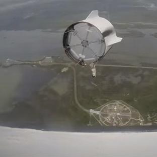 SpaceX sizi uzayda gezintiye çıkarmak istiyor