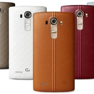 İşte LG G4'ün Duvar Kağıtları