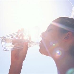 Suyunuzu Yanınızdan Asla Ayırmayın!