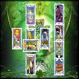 Tarot Falı 10 Kart