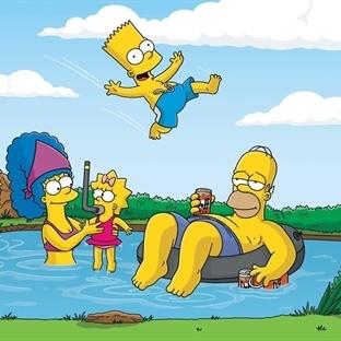 """""""The Simpsons"""" İki Sezon Daha Bizlerle!"""