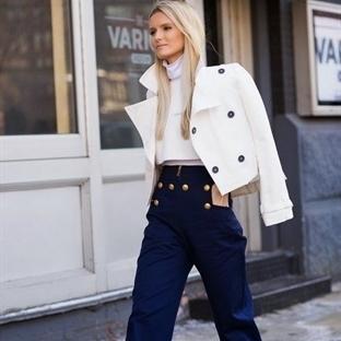 Trend: Denizci pantolonu