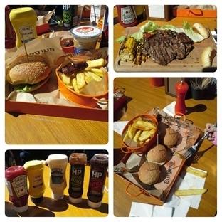 Türk usulü hamburger