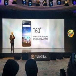 Turkcell, T60'ı düzenlediği etkinlikle tanıttı