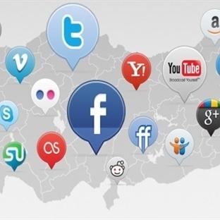 Türkiye'de En Çok Kullanılan 10 Sosyal Medya Platf