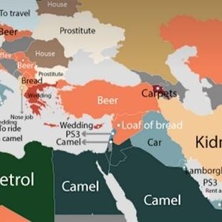 Türkiye'de Fiyatı En Çok Merak Edilen Şey