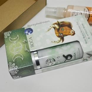 Ürün İncelemesi:Artemis Doğal Burç Kremleri / Boğa