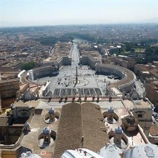 Vatikan Gezi Notları