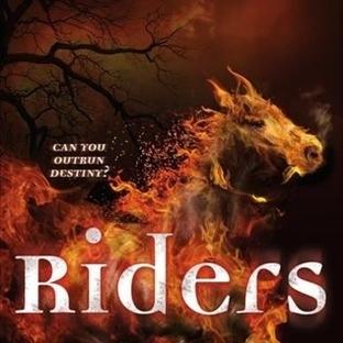 Veronica Rossi'nin Yeni Serisi: Riders
