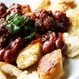 Vişne Kebabı Gaziantep Mutfağı