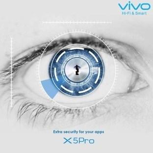 Vivo X5 Pro'da Retina Tarama Olacağı Onaylandı