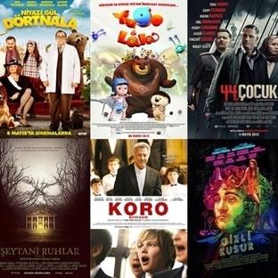 Vizyona Giren Filmler : 8 Mayıs