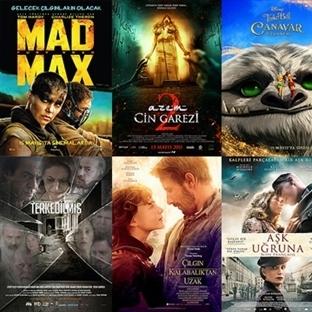 Vizyona Giren Filmler : 15 Mayıs