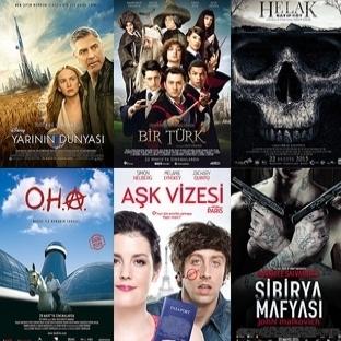 Vizyona Giren Filmler : 22 Mayıs