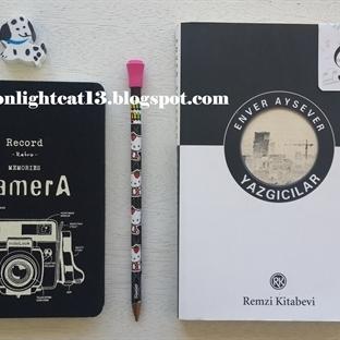 Yazgıcılar - Enver Aysever * Bahar Okuma Şenliği 2
