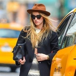 Yazın trendy şapkaları