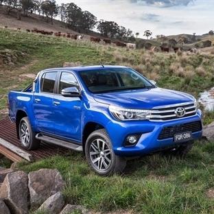 Yeni Toyota Hilux Tanıtıldı