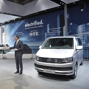 Yeni Volkswagen Caravelle: İstanbul Autoshow 2015