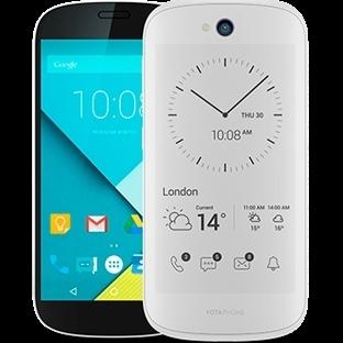 YotaPhone 2 Artık Hem Beyaz Hem Uygun !