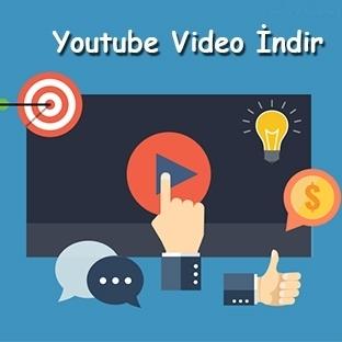 Youtube'tan Video İndirme