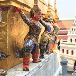 Bangkok'da 2 gün