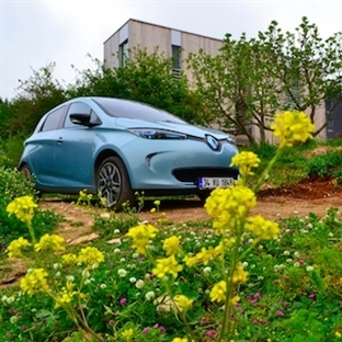 %100 Elektrikli Renault Zoe ile Narköy'e Yolculuk