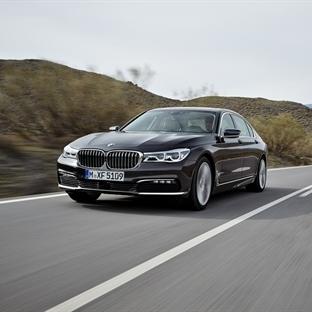 2016 Yeni BMW 7 Serisi