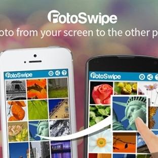 Akıllı Telefonlar Arası Hızlıca Fotoğraf Paylaşma