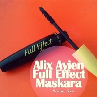 ALIX AVIEN FULL EFFECT MASKARA