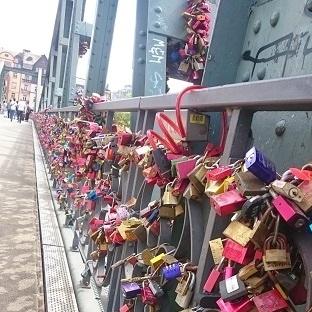 Almanya notları 1 : frankfurt