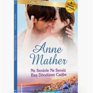 Anne Mather - Ne Seninle Ne Sensiz