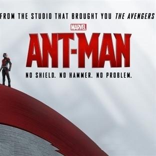 Ant-Man'den 3 mükemmel afiş ve TV Spotu!