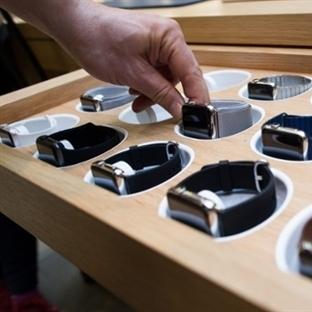 Apple Watch Mağazalarda Yer Almaya Başladı!