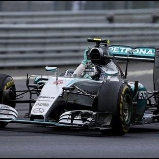 Avusturya'da Zaferin Adı Nico Rosberg !!
