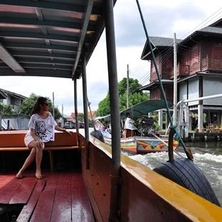 BANGKOK Nehri