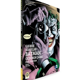 Batman Killing Joke İncelemesi