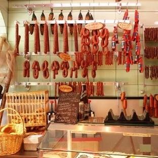 Bavyera Mutfağı-5: Et ve Sosis