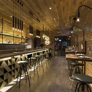 Biasol Design Studio'dan The Milton Restaurant