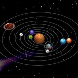 Birşeyler Tüm Güneş Sistemini Etkiliyor