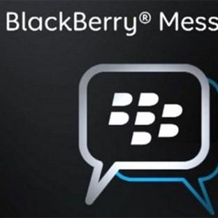 BlackBerry Messenger Güncelleme ile Özelleşti
