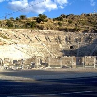 Bodrum Antik Tiyatro Hakkında Bilgi